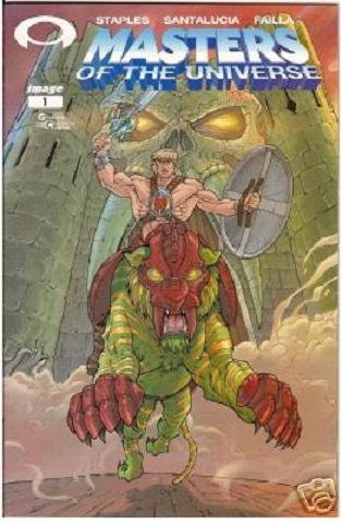 MASTERS OF THE UNIVERSE VOL 1 #1 GRAHAM CRACKERS EXCLUSIVE NM *IMAGE*