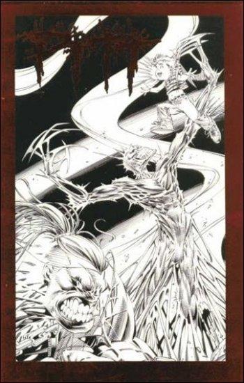 HERO PREMIERE EDITION #10 VF/NM *IMAGE* PITT #3 RED FOIL COVER MINI COMIC
