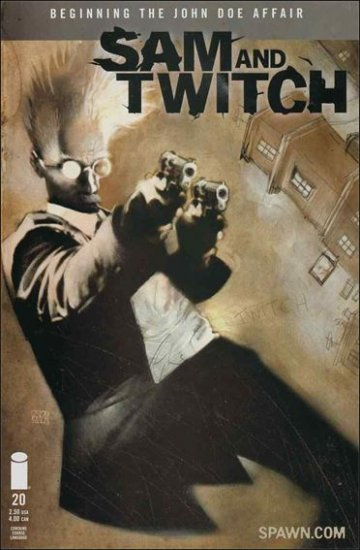 SAM AND TWITCH #20 VF/NM  *IMAGE*