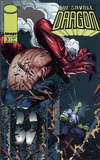 SAVAGE DRAGON VOL 2 #3 VF/NM (1993)