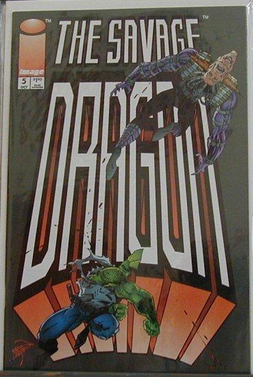 SAVAGE DRAGON VOL 2 #5 VF (1993)