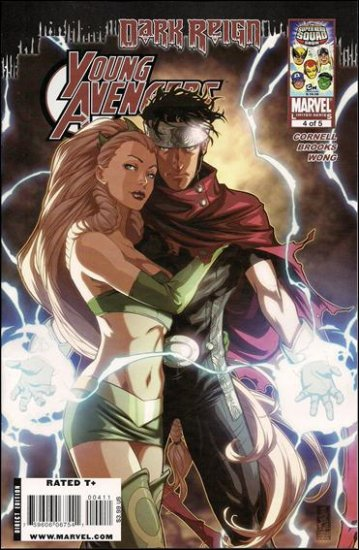 DARK REIGN: YOUNG AVENGERS #4 NM (2009)