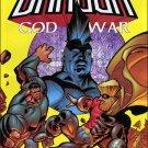 SAVAGE DRAGON GOD WAR #2 VF/NM