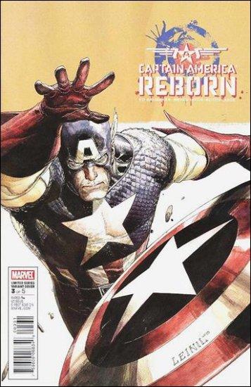 CAPTAIN AMERICA REBORN #3     VARIANT COVER
