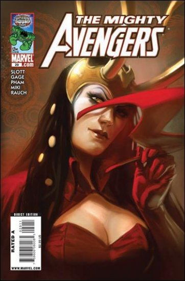 MIGHTY AVENGERS #29 NM (2009)