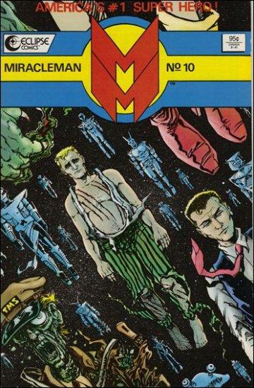 MIRACLEMAN #10 VF/NM