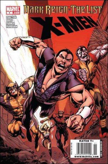 DARK REIGN: THE LIST - X-MEN #1  NM (2009) *DARK REIGN*