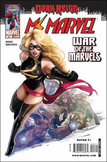 MS. MARVEL #45 NM (2009) DARK REIGN