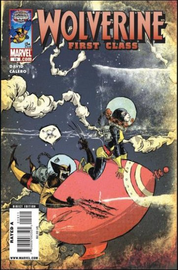 WOLVERINE FIRST CLASS #19 NM (2009)