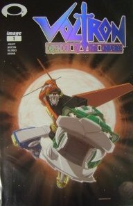 VOLTRON DEFENDER OF THE UNIVERSE #1D  HOLOFOIL VARIANT   VF/NM *IMAGE*