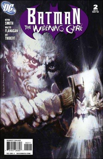 BATMAN THE WIDENING GYRE #2 NM (2009) KEVIN SMITH