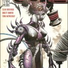"WILDCORE #1 VF/NM *IMAGE* ""B"" COVER"