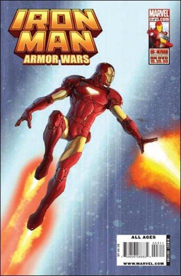 IRON MAN ARMOR WARS #3 NM (2009)