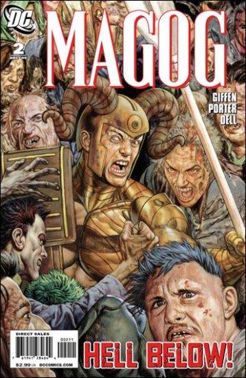 MAGOG #2 NM (2009)