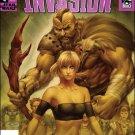 STAR WARS INVASION #4 NM (2009)