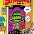 STRANGE TALES #2 VF/NM (2009) GREEN HULK