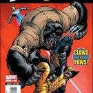 X-MEN VS AGENTS OF ATLAS #1 NM (2009)