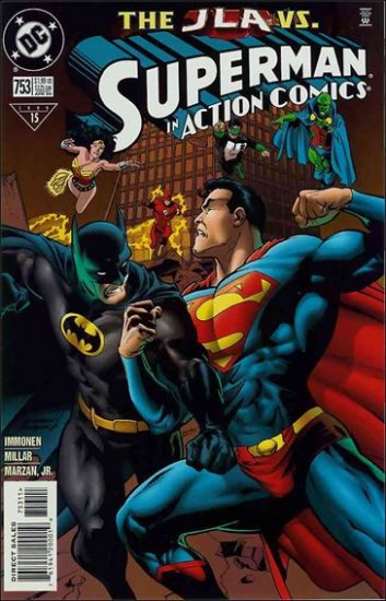 ACTION COMICS #753 VF