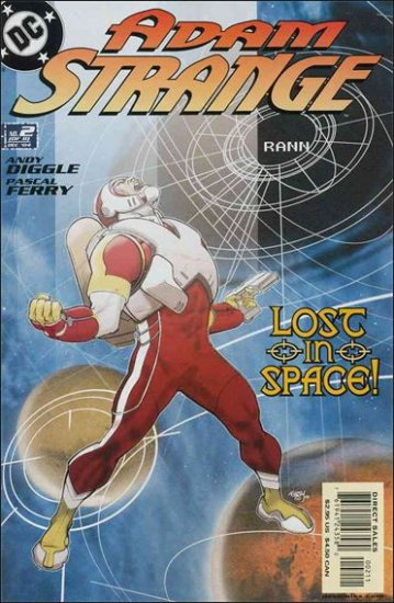 ADAM STRANGE #2 VF/NM (2004)