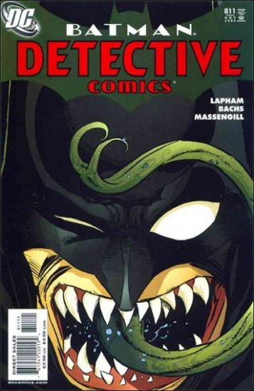 DETECTIVE COMICS #811 VF/NM