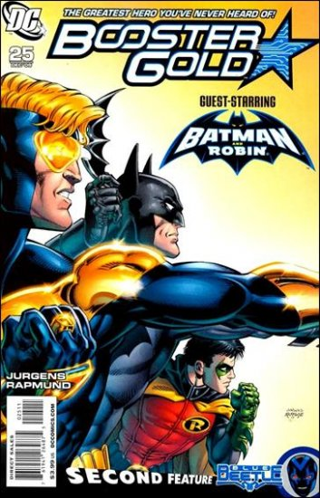 BOOSTER GOLD #25 NM (2009)