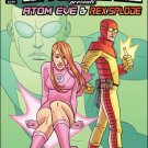 INVINCIBLE PRESENTS ATOM EVE & REX SPLODE #1 NM (2009)