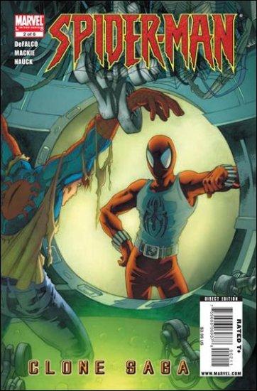 SPIDER-MAN CLONE SAGA #2 NM (2009)