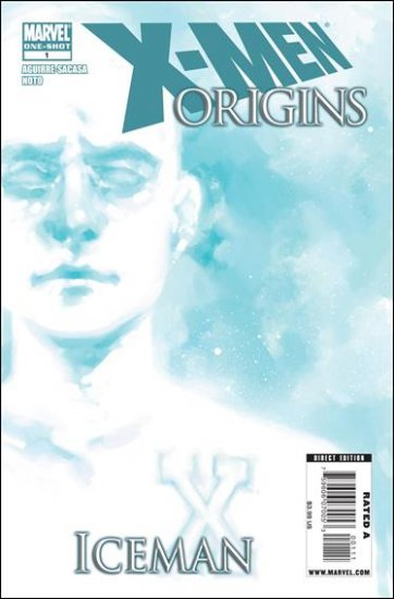 X-MEN ORIGINS ICEMAN #1 NM (2009)