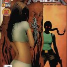 WITCHBLADE AND TOMB RAIDER #1 NM (4/2005)