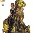 WITCHBLADE TOMB RAIDER #1 NM  MICHAEL TURNER COVER