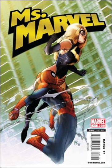MS. MARVEL #47 NM (2010)