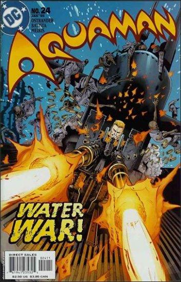 AQUAMAN #24(2003) VF/NM
