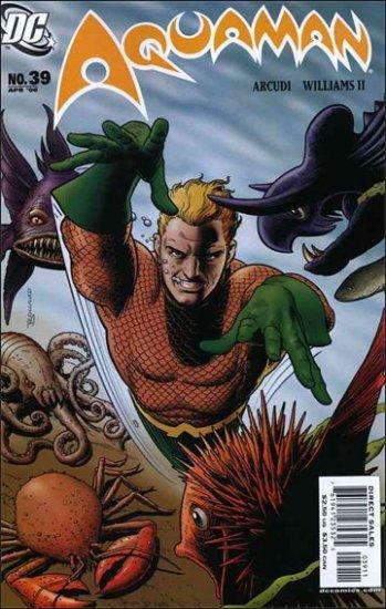 AQUAMAN #39(2003) VF/NM