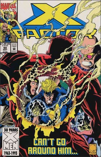 X-FACTOR #90(1985) VF/NM