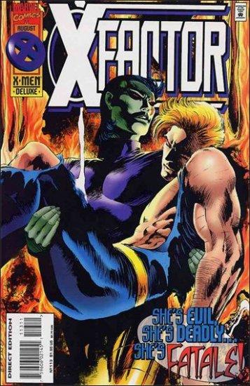 X-FACTOR #113(1985) VF/NM