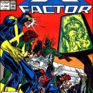 X-FACTOR  Annual #2(1985) VF/NM