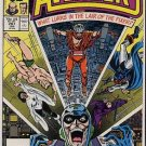 AVENGERS #287 VF/NM 1ST SERIES