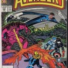 AVENGERS #299 VF/NM 1ST SERIES   INFERNO CROSS OVER