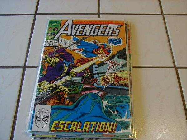 AVENGERS #322 VF/NM  *Incentives Copy*