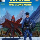 STAR WARS THE CLONE WARS #11 NM (2010)