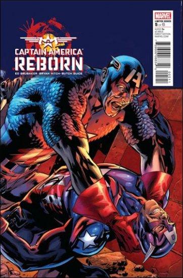 CAPTAIN AMERICA REBORN #5 (2010) NM