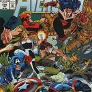 AVENGERS #370 VF/NM 1ST SERIES
