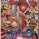 AVENGERS #1 VF/NM 2ND SERIES (1996) LIEFELD COVER