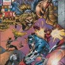 AVENGERS #1 VF/NM 2ND SERIES (1996) Chap Yaep COVER