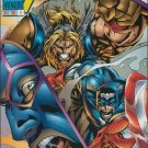 AVENGERS #2 VF/NM 2ND SERIES (1996)