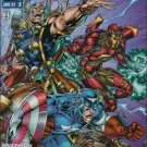 AVENGERS #8 VF/NM 2ND SERIES (1996)