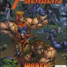 AVENGERS #13 VF/NM 2ND SERIES (1996)
