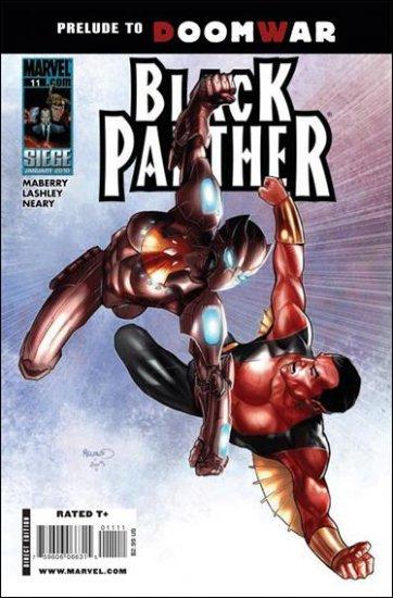 BLACK PANTHER #11 NM (2010)