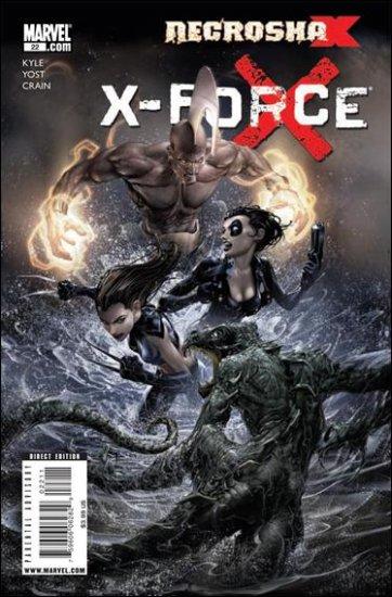 X-FORCE #22 NM (2010)