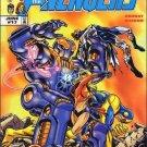 AVENGERS #17 VF/NM 3RD SERIES (1998)